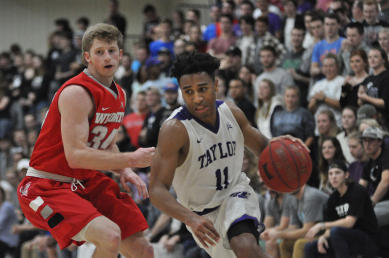 29th IWU Edges Past Trojans in Odle Photo