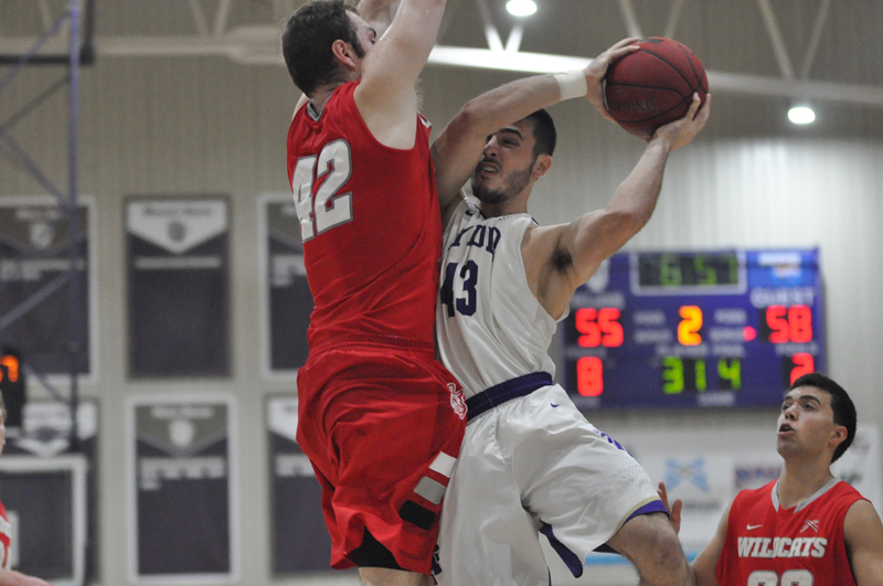 30th IWU Edges Past Trojans in Odle Photo
