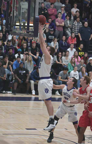 33rd IWU Edges Past Trojans in Odle Photo