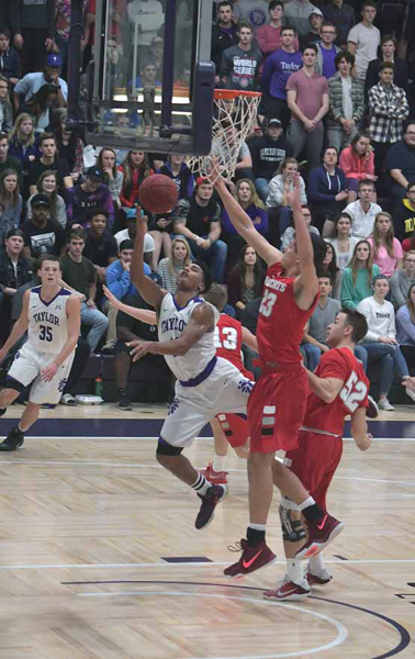 34th IWU Edges Past Trojans in Odle Photo