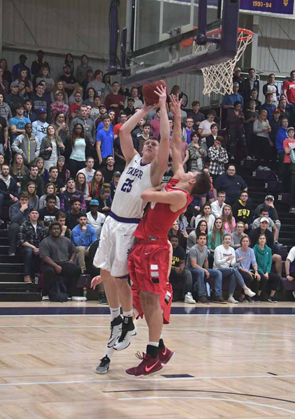 36th IWU Edges Past Trojans in Odle Photo