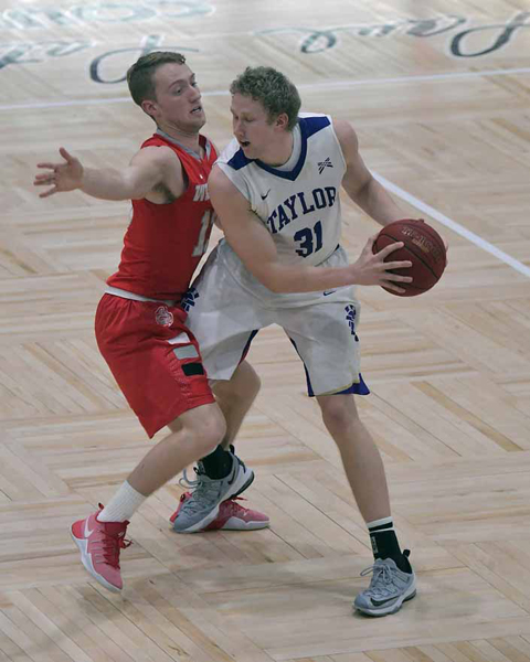 40th IWU Edges Past Trojans in Odle Photo
