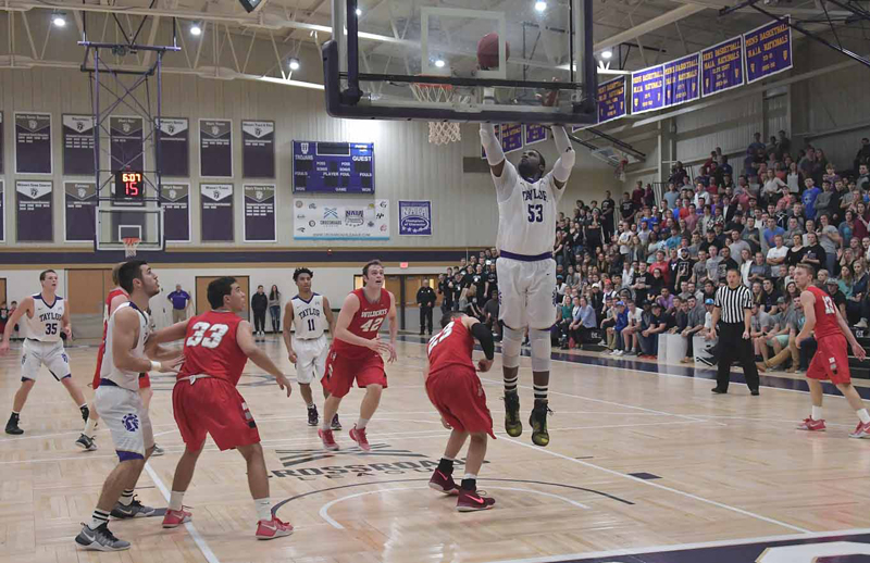 42nd IWU Edges Past Trojans in Odle Photo