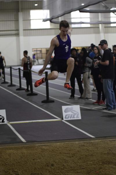 1st Men's Indoor Track & Field at Trojan Invitational  Photo