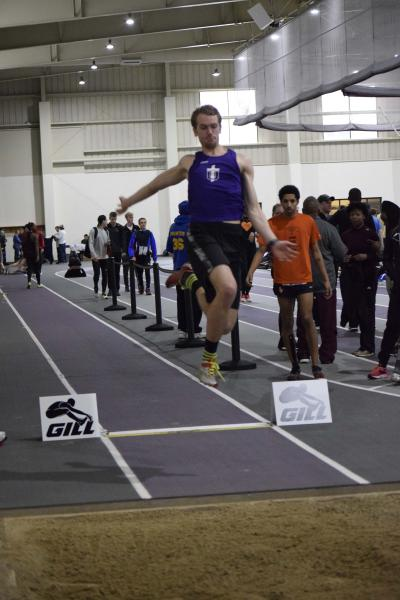 2nd Men's Indoor Track & Field at Trojan Invitational  Photo