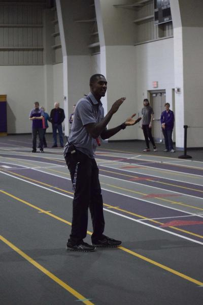 3rd Men's Indoor Track & Field at Trojan Invitational  Photo