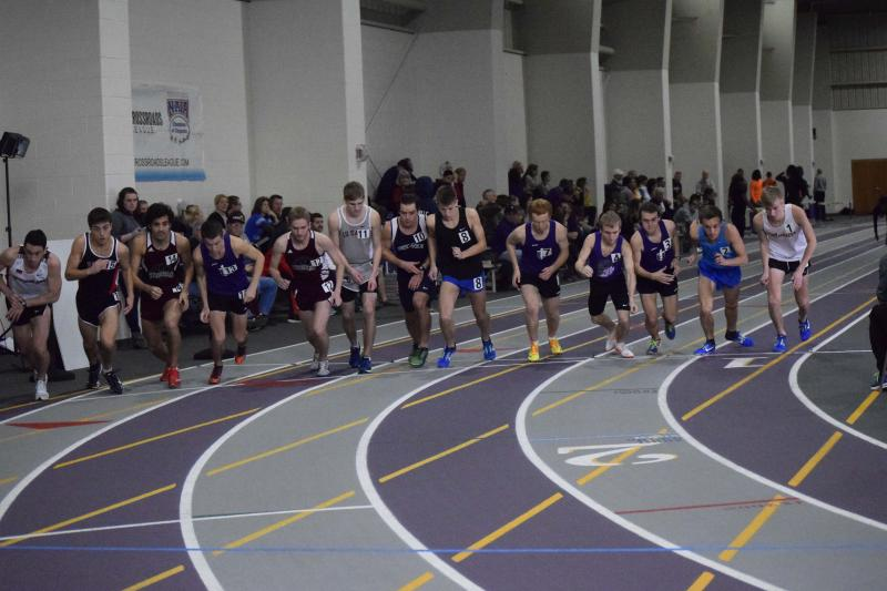 6th Men's Indoor Track & Field at Trojan Invitational  Photo