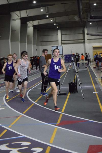 8th Men's Indoor Track & Field at Trojan Invitational  Photo