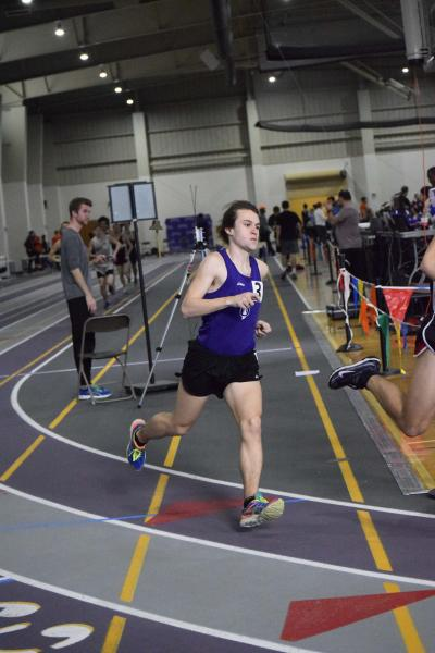 12th Men's Indoor Track & Field at Trojan Invitational  Photo