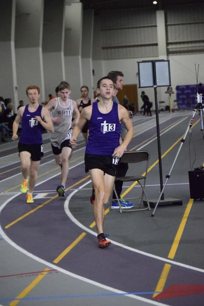 13th Men's Indoor Track & Field at Trojan Invitational  Photo