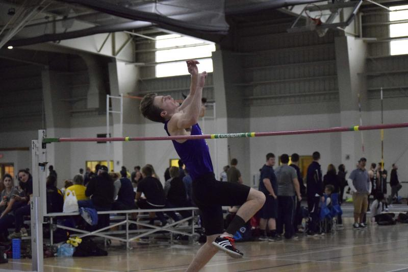 15th Men's Indoor Track & Field at Trojan Invitational  Photo