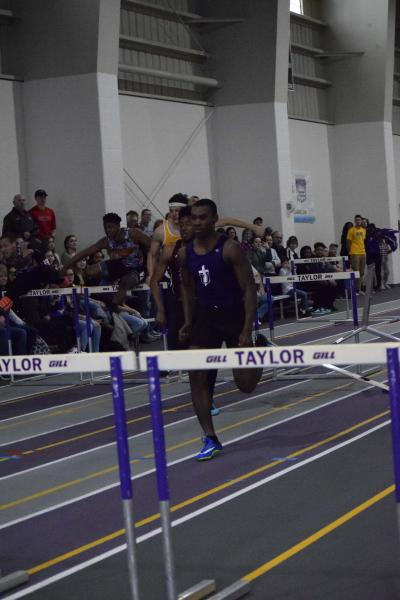 21st Men's Indoor Track & Field at Trojan Invitational  Photo