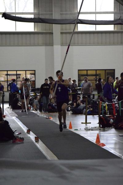 25th Men's Indoor Track & Field at Trojan Invitational  Photo