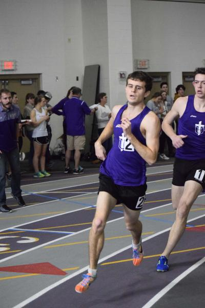 30th Men's Indoor Track & Field at Trojan Invitational  Photo
