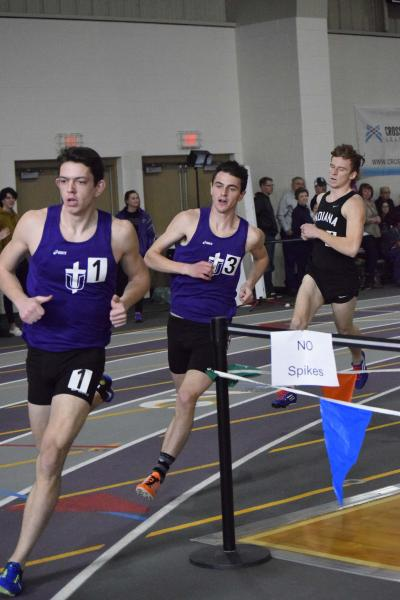 31st Men's Indoor Track & Field at Trojan Invitational  Photo