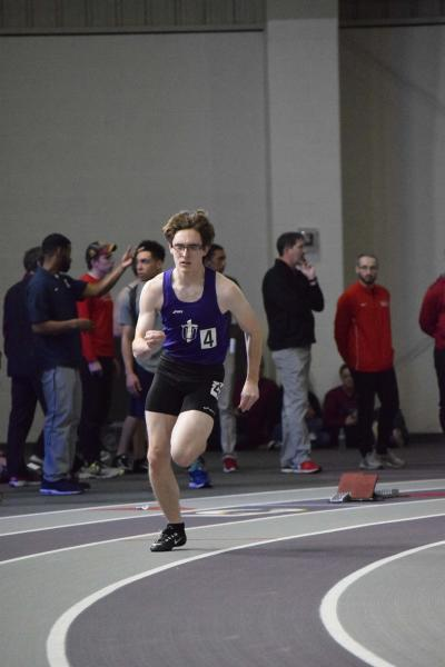 33rd Men's Indoor Track & Field at Trojan Invitational  Photo