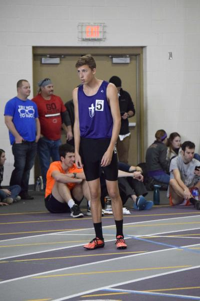 34th Men's Indoor Track & Field at Trojan Invitational  Photo