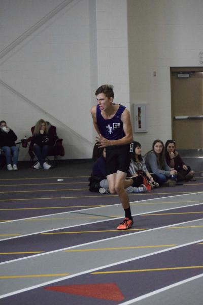 35th Men's Indoor Track & Field at Trojan Invitational  Photo