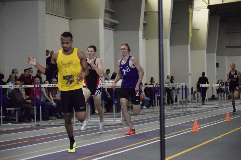 36th Men's Indoor Track & Field at Trojan Invitational  Photo