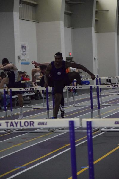 40th Men's Indoor Track & Field at Trojan Invitational  Photo