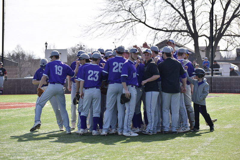 3rd TU Baseball Takes Series With IUSB Photo