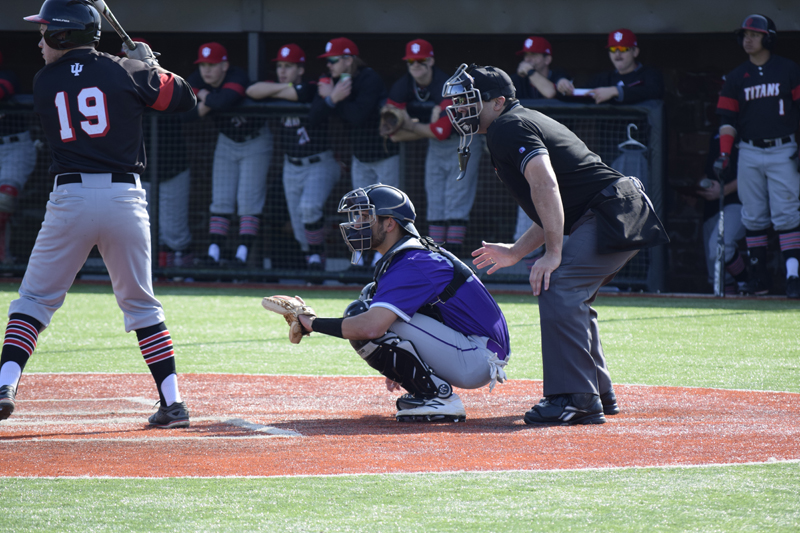 6th TU Baseball Takes Series With IUSB Photo