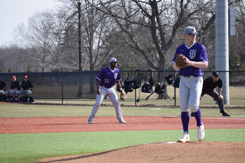 8th TU Baseball Takes Series With IUSB Photo