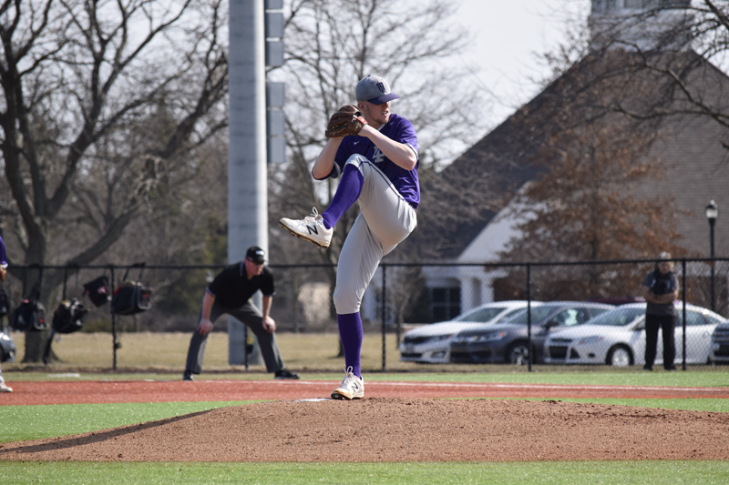 10th TU Baseball Takes Series With IUSB Photo