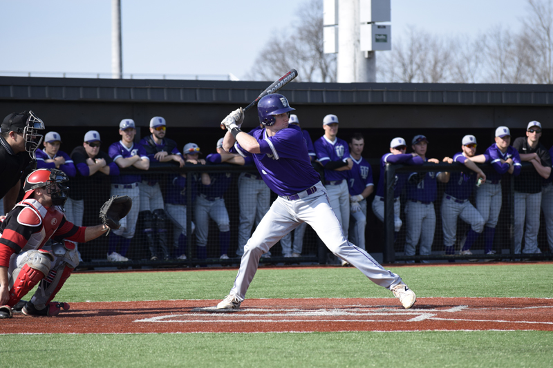 11th TU Baseball Takes Series With IUSB Photo