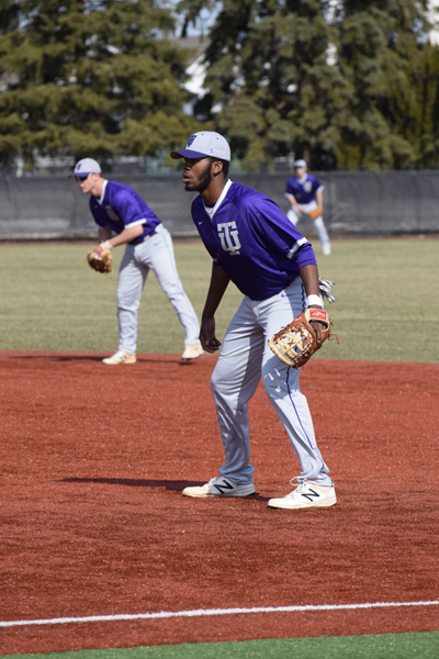 14th TU Baseball Takes Series With IUSB Photo