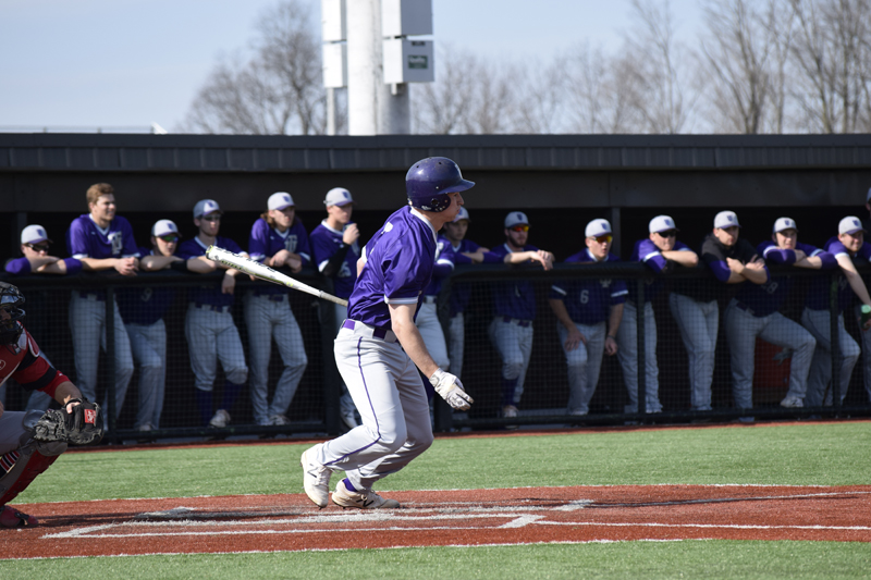 16th TU Baseball Takes Series With IUSB Photo