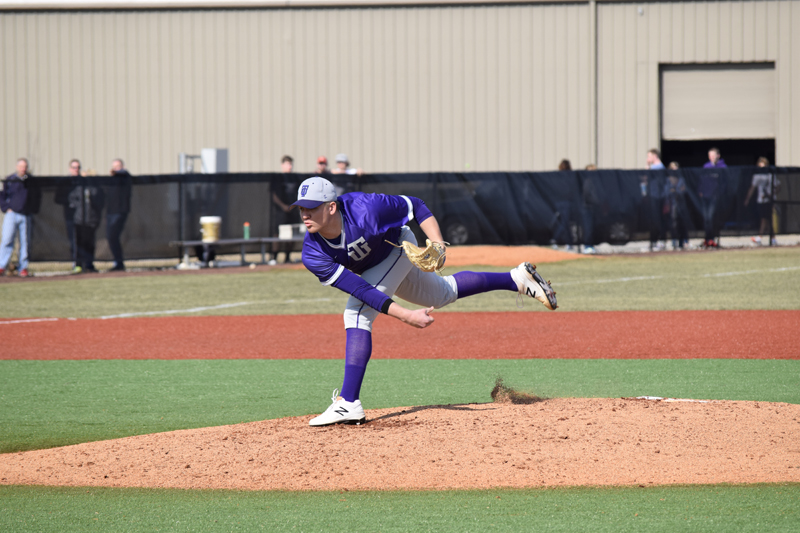 18th TU Baseball Takes Series With IUSB Photo
