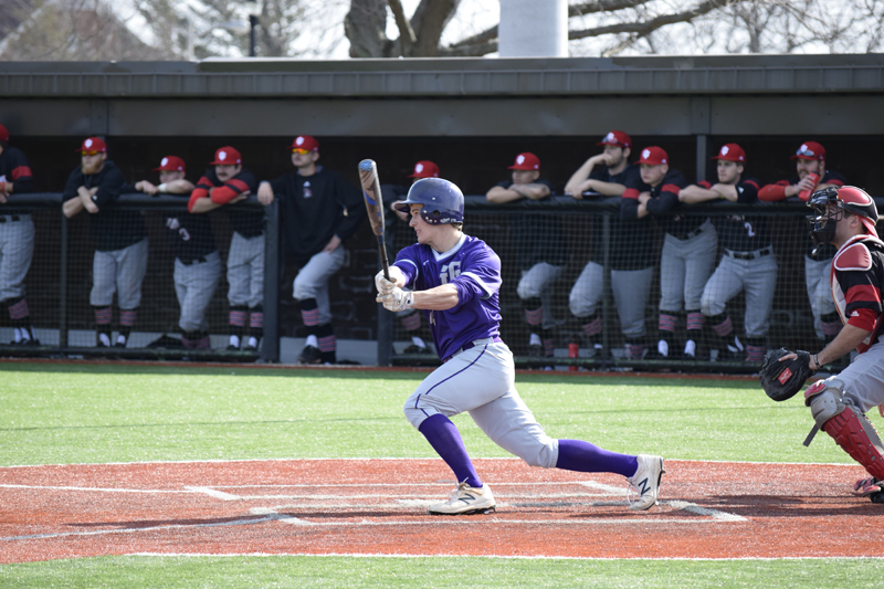 22nd TU Baseball Takes Series With IUSB Photo