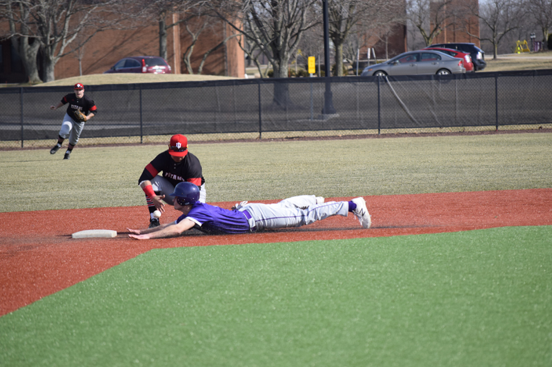 25th TU Baseball Takes Series With IUSB Photo
