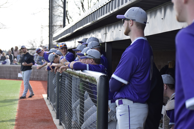 27th TU Baseball Takes Series With IUSB Photo