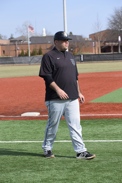 28th TU Baseball Takes Series With IUSB Photo
