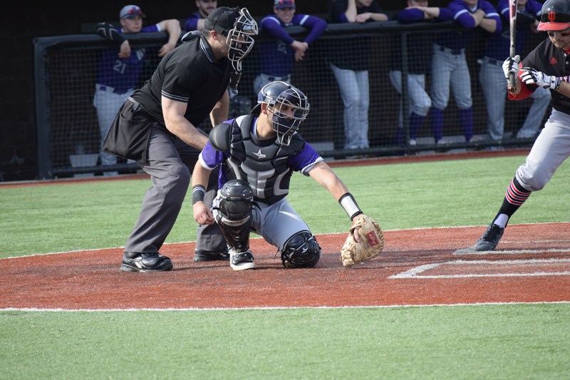 31st TU Baseball Takes Series With IUSB Photo