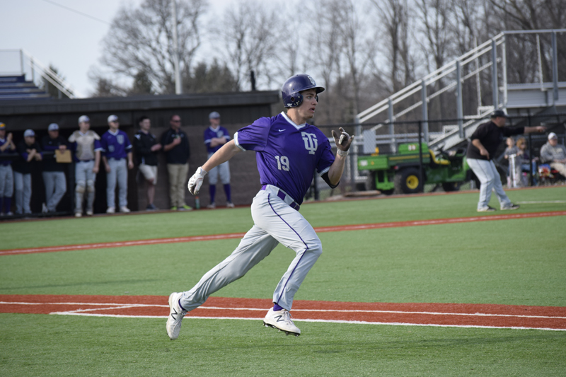 32nd TU Baseball Takes Series With IUSB Photo