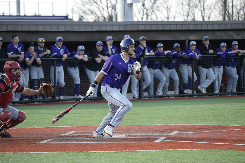 42nd TU Baseball Takes Series With IUSB Photo