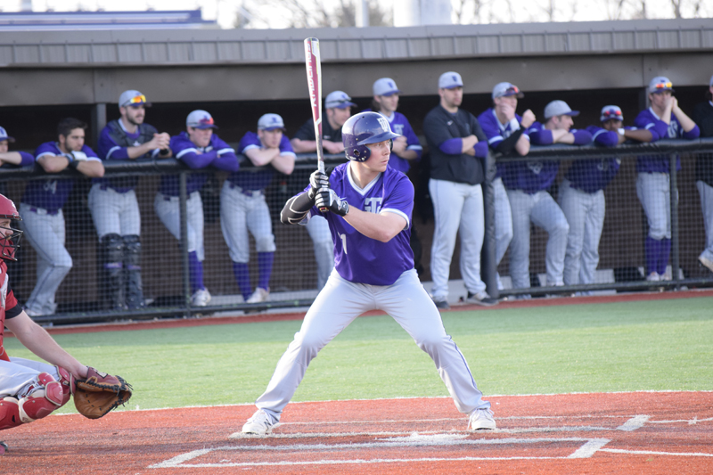 44th TU Baseball Takes Series With IUSB Photo