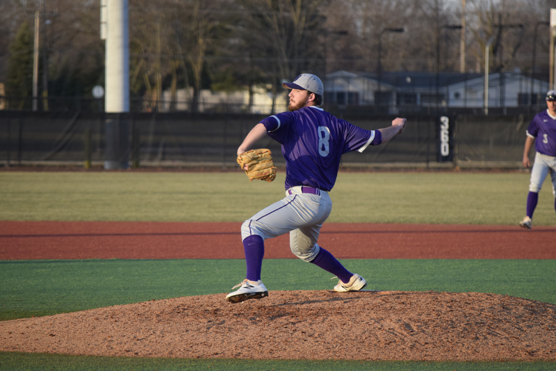 49th TU Baseball Takes Series With IUSB Photo