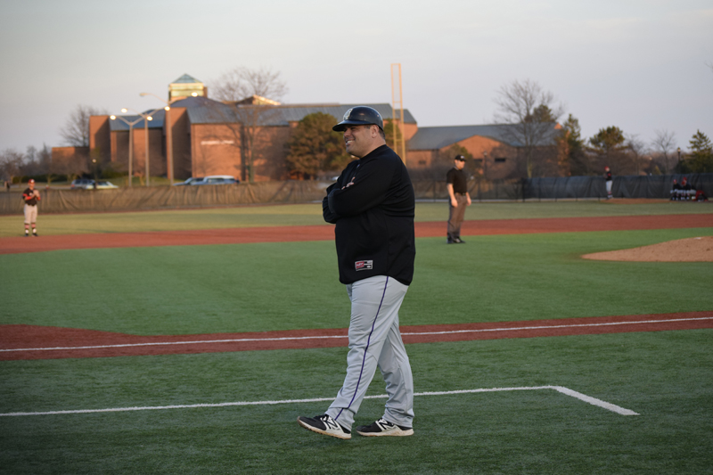 50th TU Baseball Takes Series With IUSB Photo