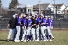 1st TU Baseball Takes Series With IUSB Photo