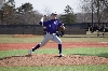 5th TU Baseball Takes Series With IUSB Photo