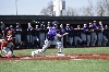 13th TU Baseball Takes Series With IUSB Photo
