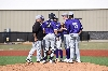 15th TU Baseball Takes Series With IUSB Photo