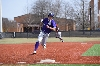 24th TU Baseball Takes Series With IUSB Photo