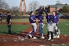 45th TU Baseball Takes Series With IUSB Photo