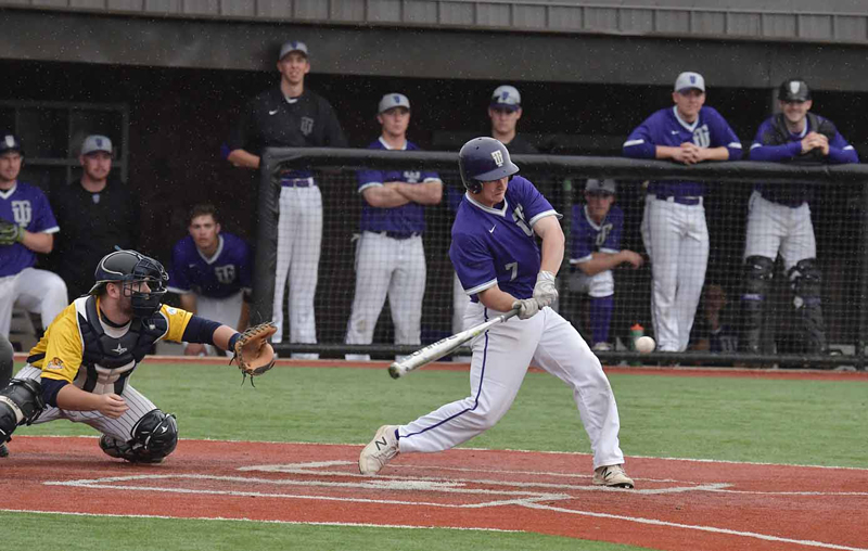 1st TU Bats Stay Hot Against Cougars Photo