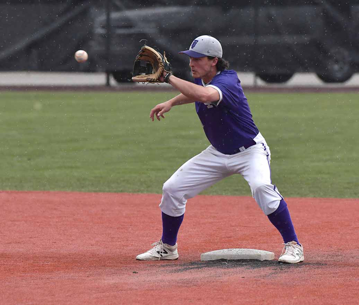 2nd TU Bats Stay Hot Against Cougars Photo